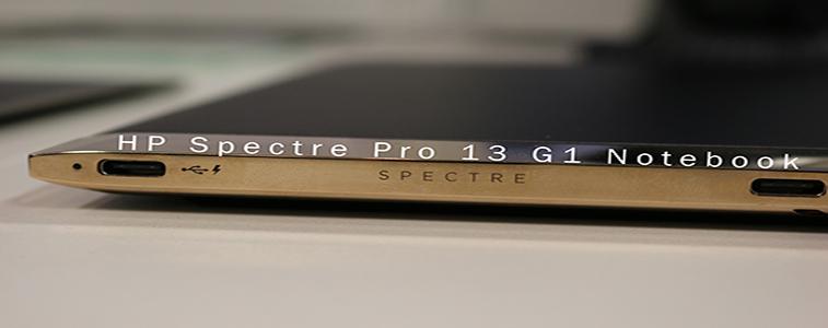 HP Spectre Pro 13 G1 Notebook